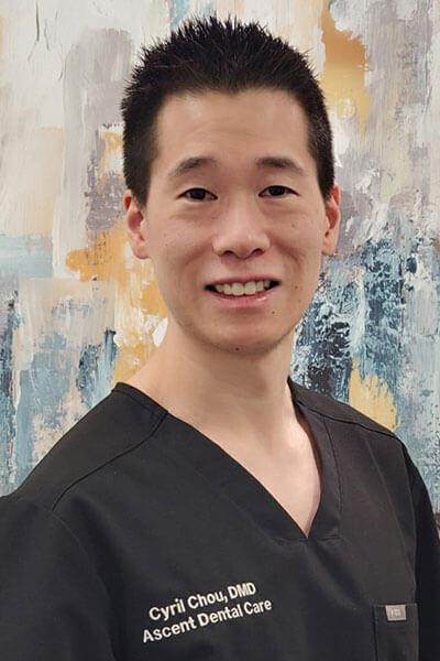Dr. Cyril Chou
