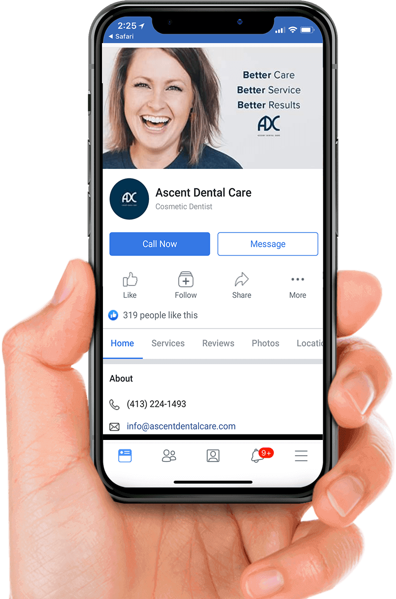 Review Ascent Dental Care